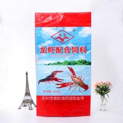 龙虾配合饲料袋
