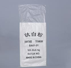 钛白粉编织袋