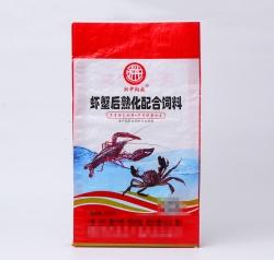 虾蟹配合饲料编织袋